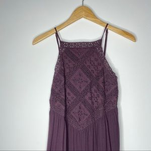2/$15🦋 AE Halter Dress